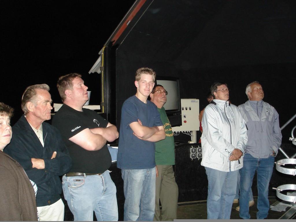 MGV Wanderung und Besichtigung der Expo-Sternwarte