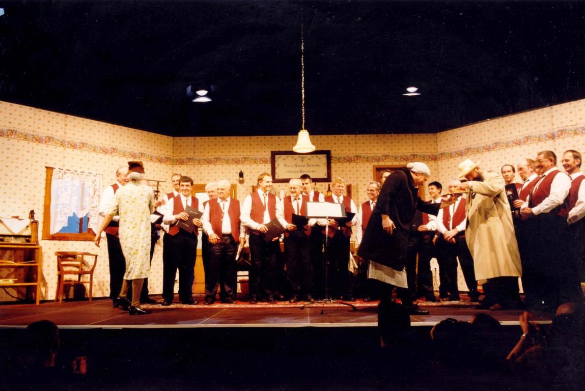 02.12.2003 Bielefeld Ringlokschuppen