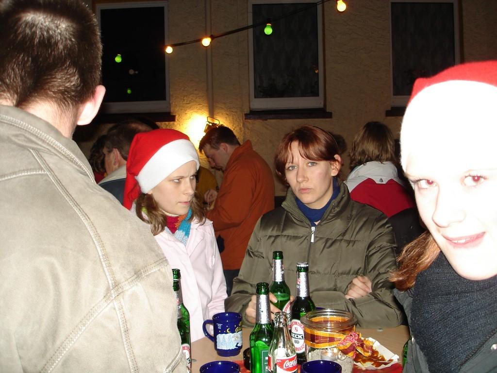 06.12.2005 Nikolausfeier des MGV