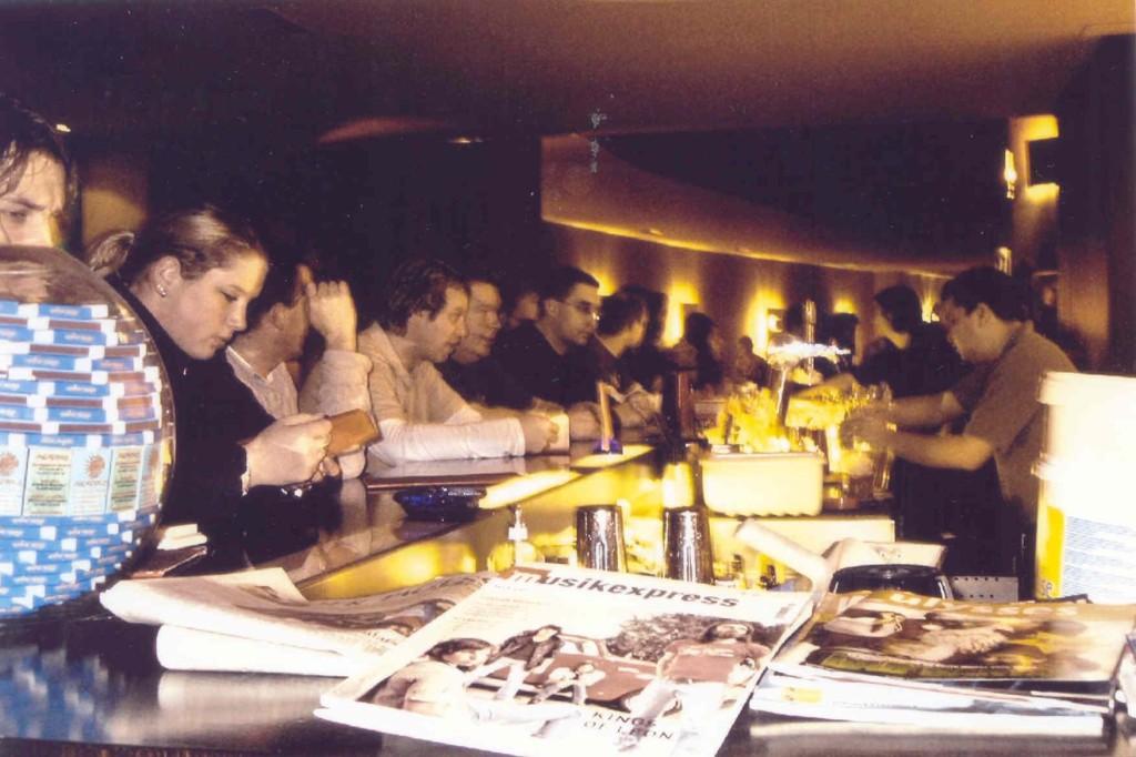 13.11.2004 Auf nach Berlin ins Tempodrom - Berliner Nachtleben danach