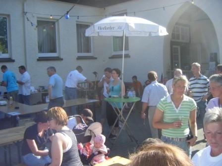 26.10.2010 Das II.Holster Dorffest mit Straßenolympiade beginnt!