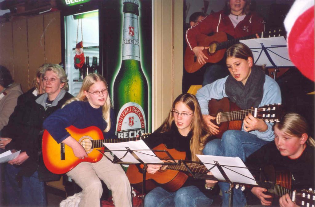 06.12.2004 Nikolausfeier