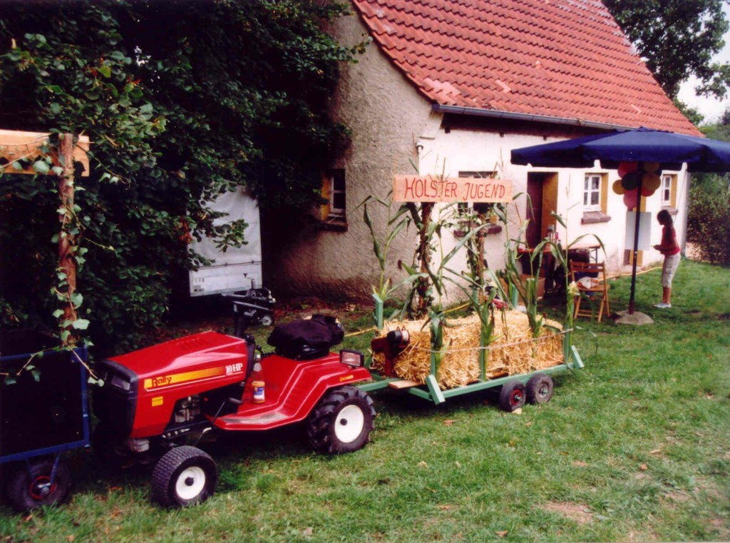 22.08.2004 Volksfest - Gespann des Tages