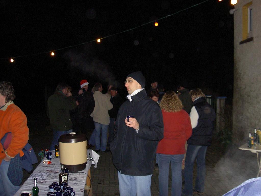 06.12.2003 Nikolausfeier des MGV