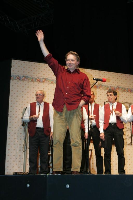 13.11.2004 Auf nach Berlin ins Tempodrom