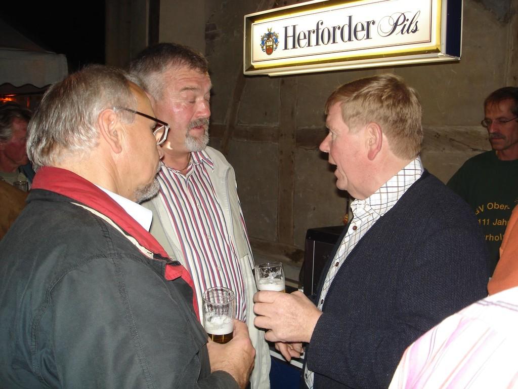 Dreiländertreffen in Oberholsten