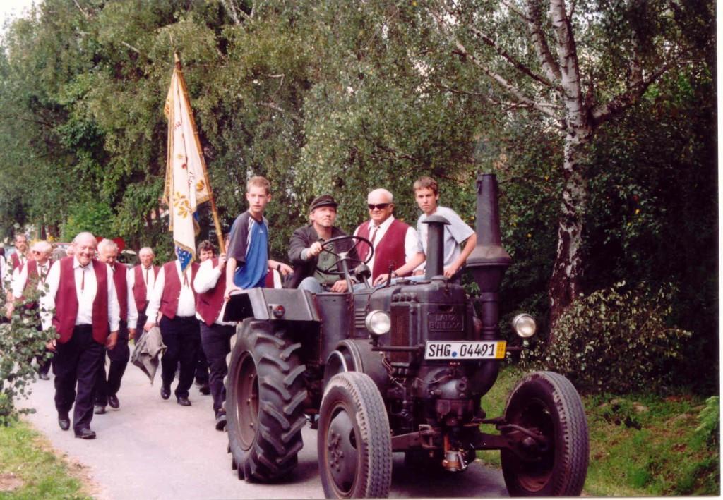 22.08.2004 Volksfest Festumzug