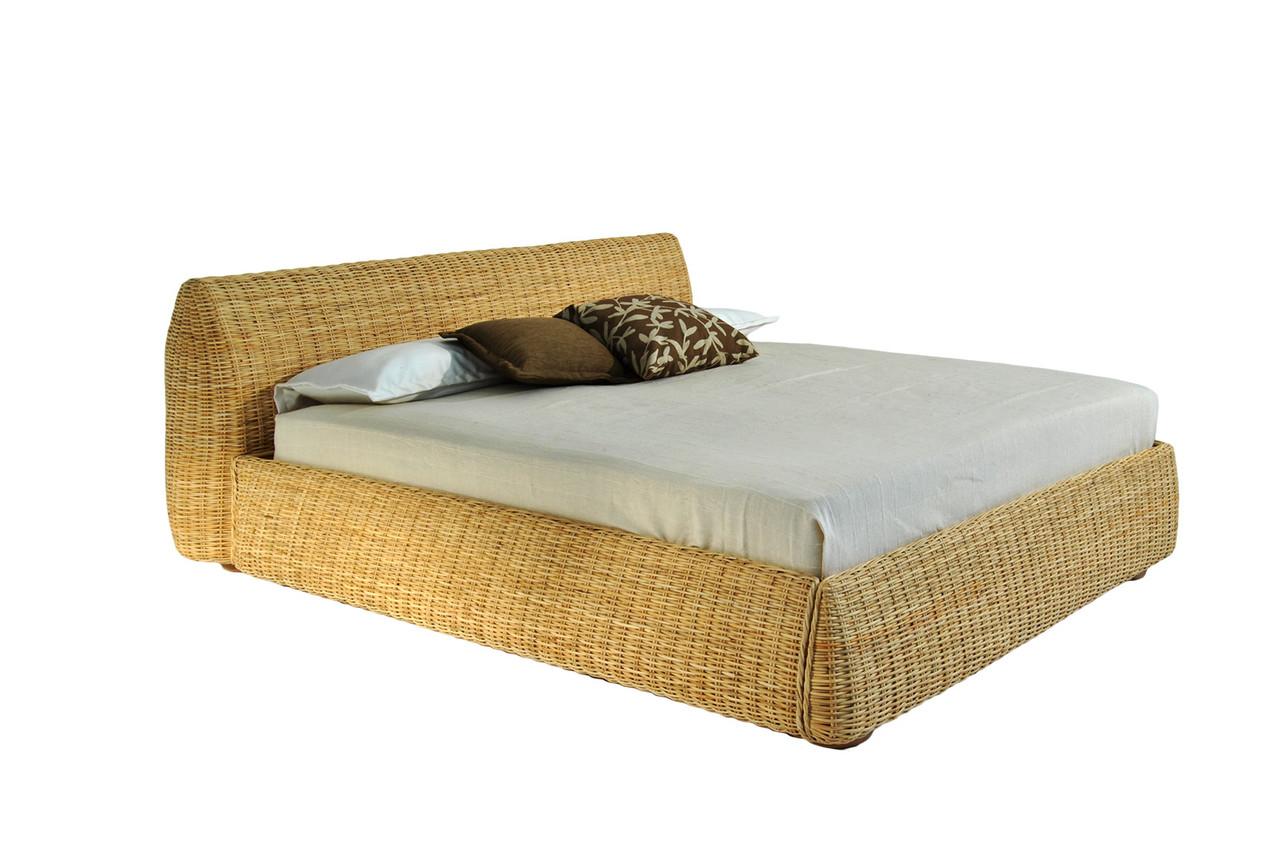 Doppelbett Größen : Rattan betten nat?rlich schlafen center