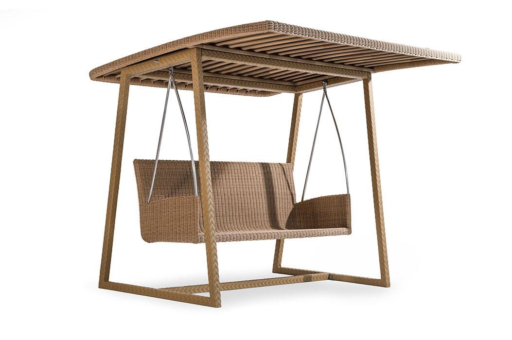 altalena schaukel rattan. Black Bedroom Furniture Sets. Home Design Ideas