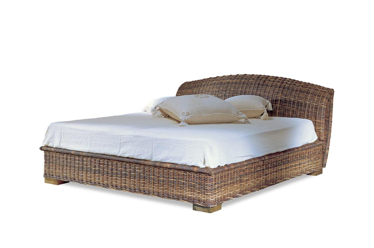 rattan betten nat rlich schlafen rattan. Black Bedroom Furniture Sets. Home Design Ideas
