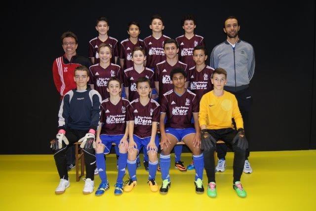 Team AVF‐Région Martigny