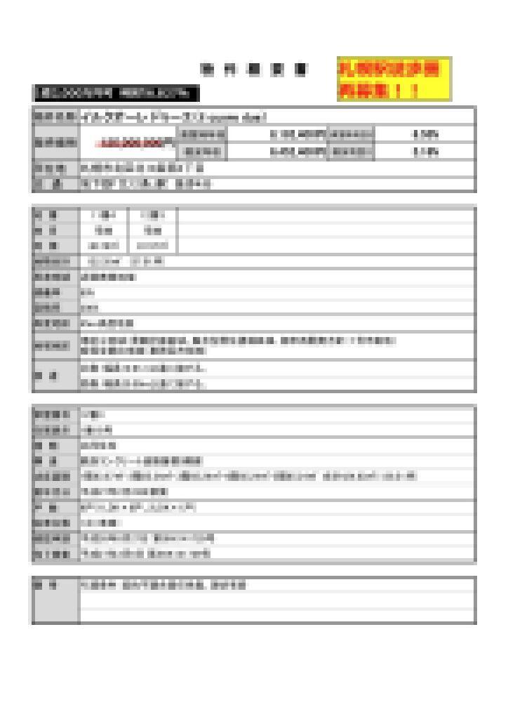 2021.07.06【売マンション】北区1LDK・2LDK 12,000万円 他7物件 モザイク済