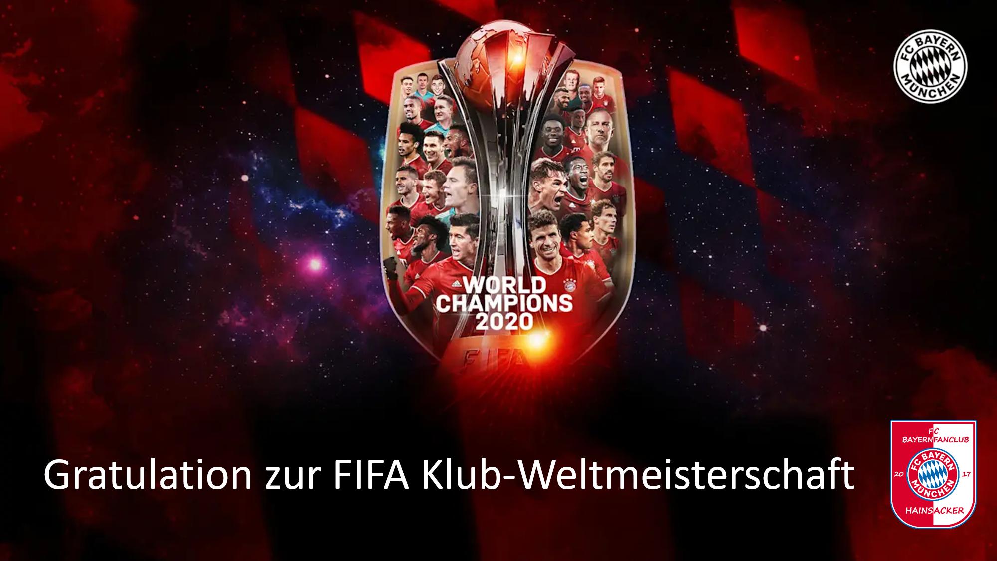 Der FC Bayern schreibt Geschichte