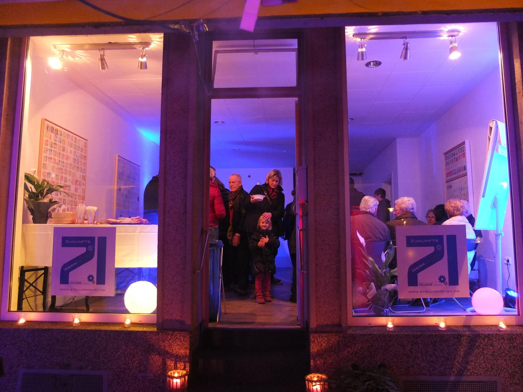 Das Bürgerbüro an der Bahnstraße 71 wurde im November 2014 eröffnet