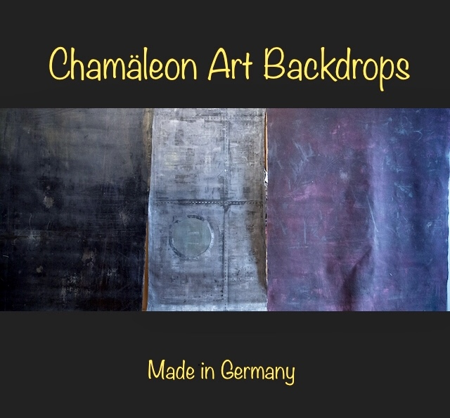Chamäleon Art Backdrops Manufaktur