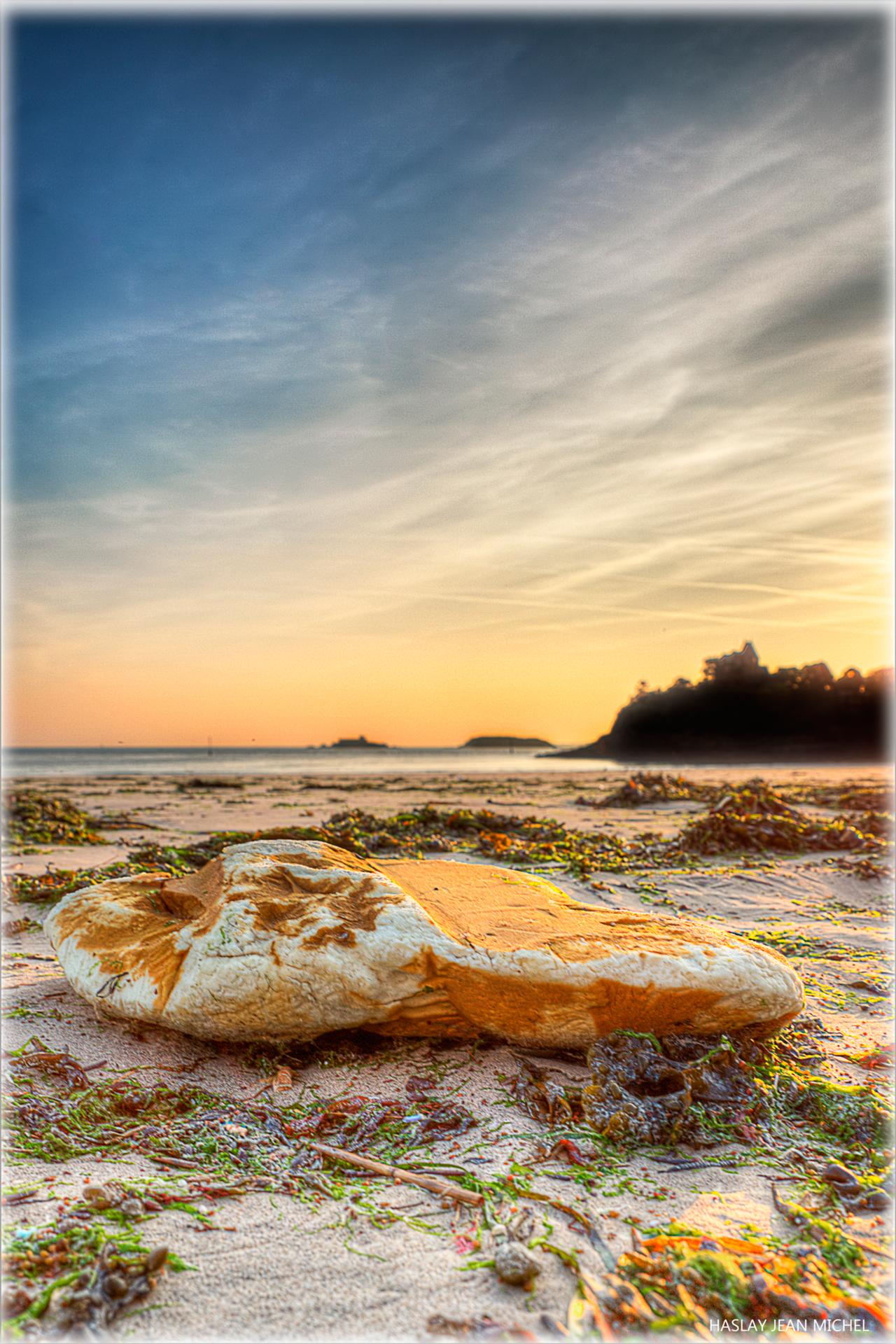 Le bouchon de la marée