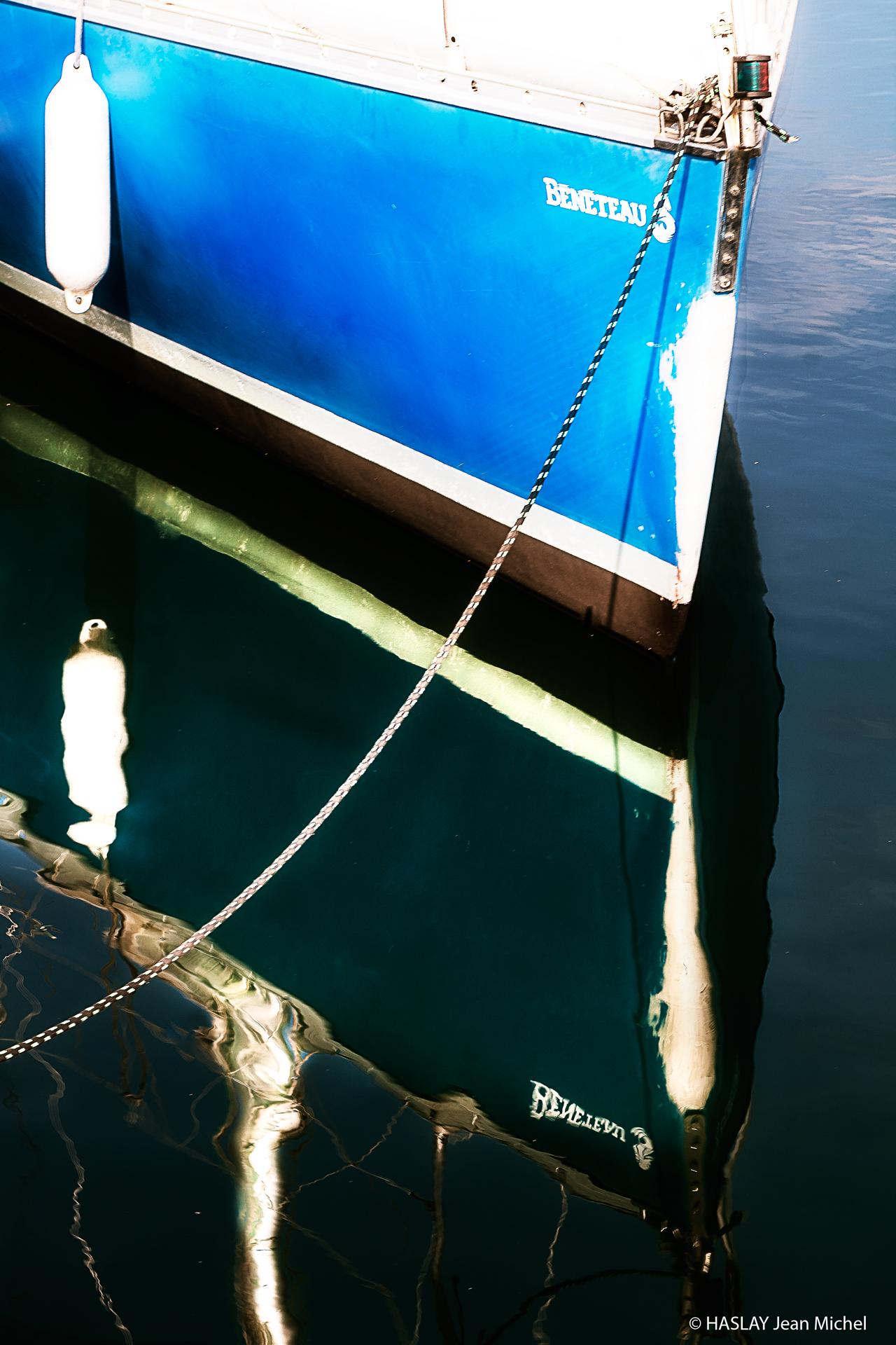 Reflet flottant