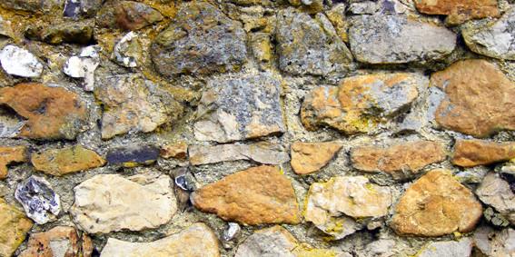 Construcción en piedra y de manera tradicional