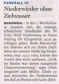Freie Presse Flöha vom 21.09.2013