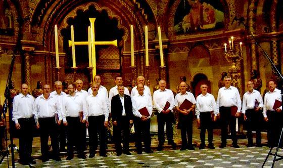 2011 Chorreise Elsaß - Kathredrale Straßburg