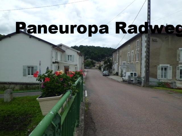 Chambre d'hôtes, Véloroute V52, Paneuropa-Radweg, Meuse