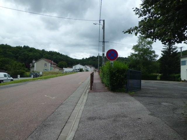 Chambre d'hôtes,voie verte canal de la Marne au Rhin, Givrauval,Meuse