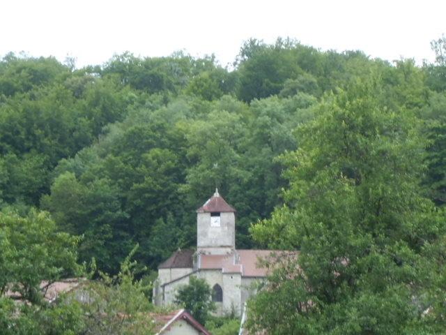 Chambre d'hôtes, Eglise Saint Quention, Givrauval, Meuse
