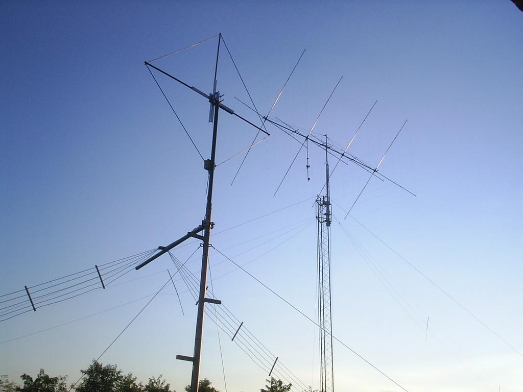Antenna System by IZ2HFG