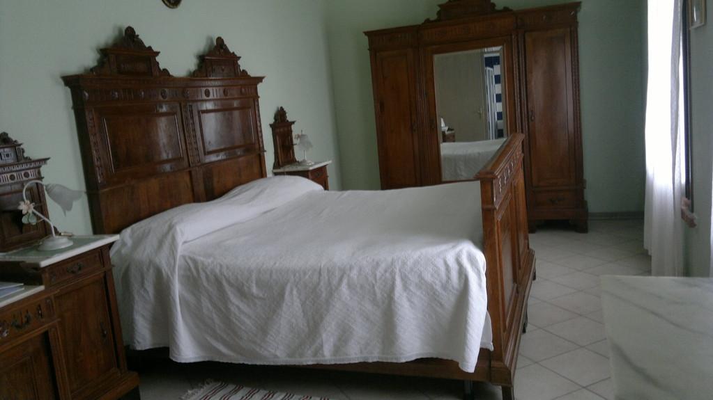 la camera con armadio