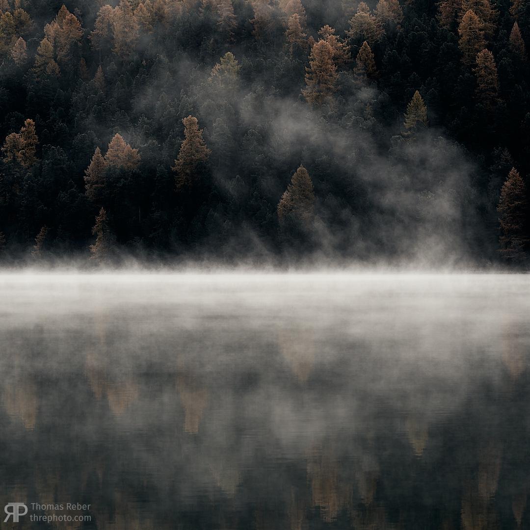 Autumn in Graubünden