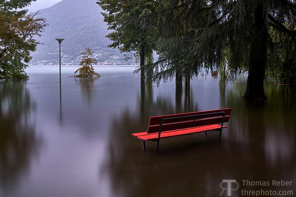 Flood in Locarno