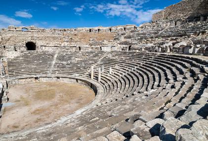 Epidauros - Unesco Weltkulturerbe, Peloponnes, Griechenland