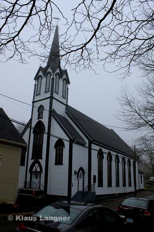 Church von Haven - original in Lunenburg