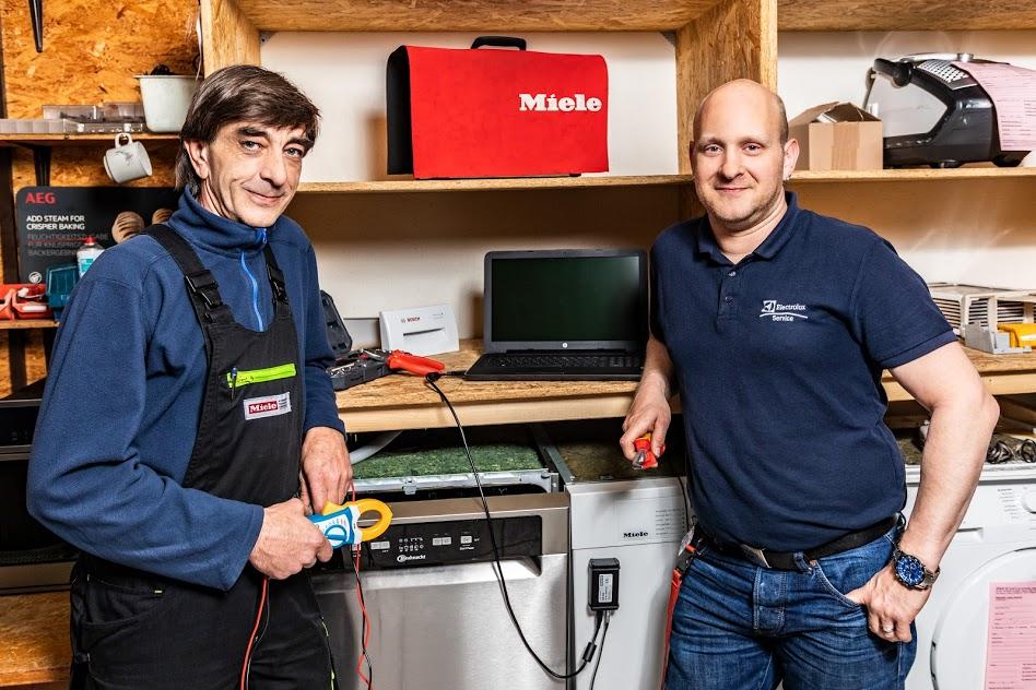 HGS Elektro Miele Kundendienst in Köln