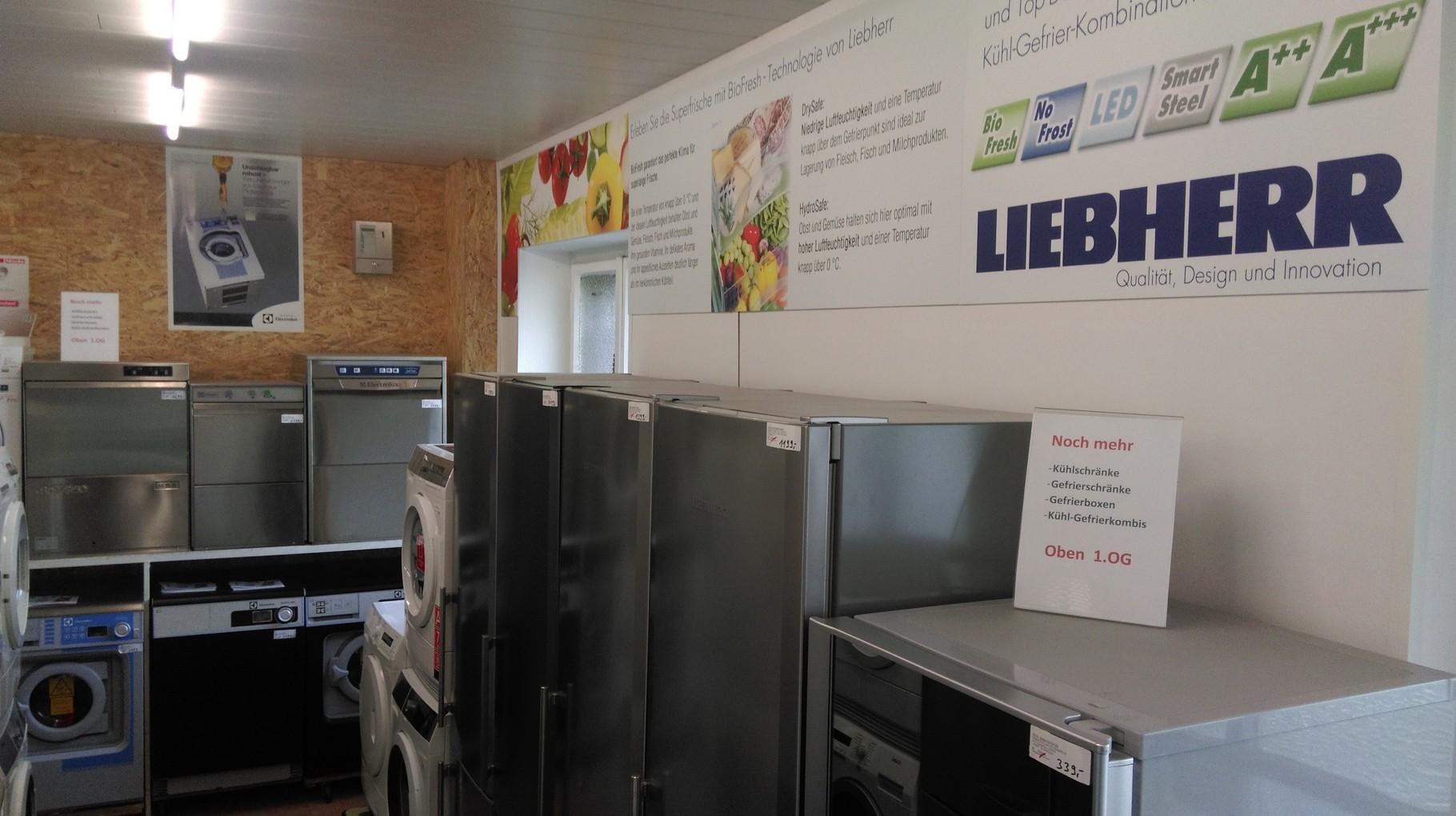 Liebherr Kühlschrank bei HGS Elektro in Köln