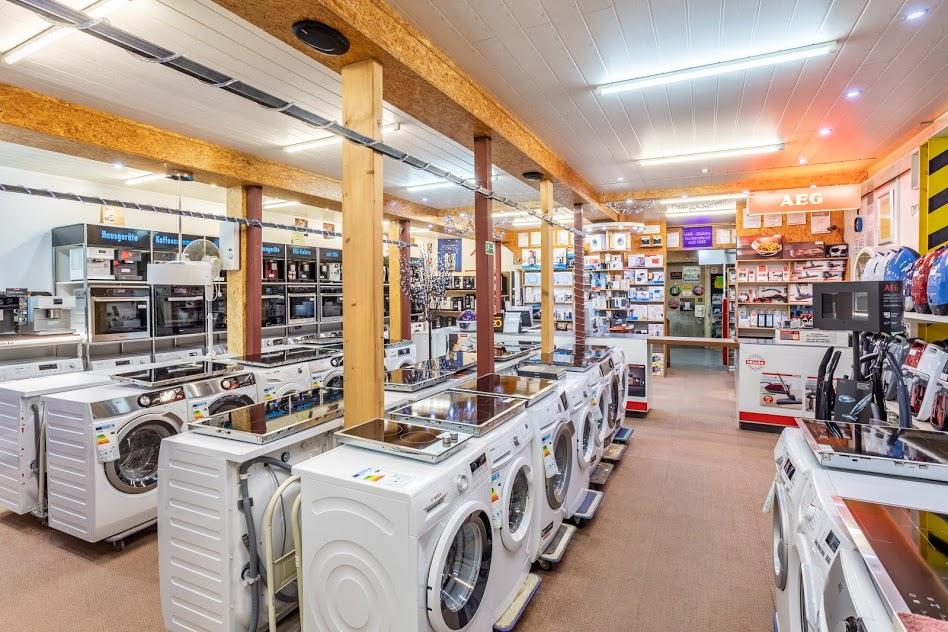 Bosch Waschmaschinen bei HGS Elektro in Köln
