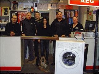 HGS Elektro Haushaltsgeräte Verkauf in Köln