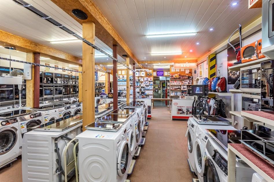 Siemens Waschmaschinen bei HGS Elektro in Köln
