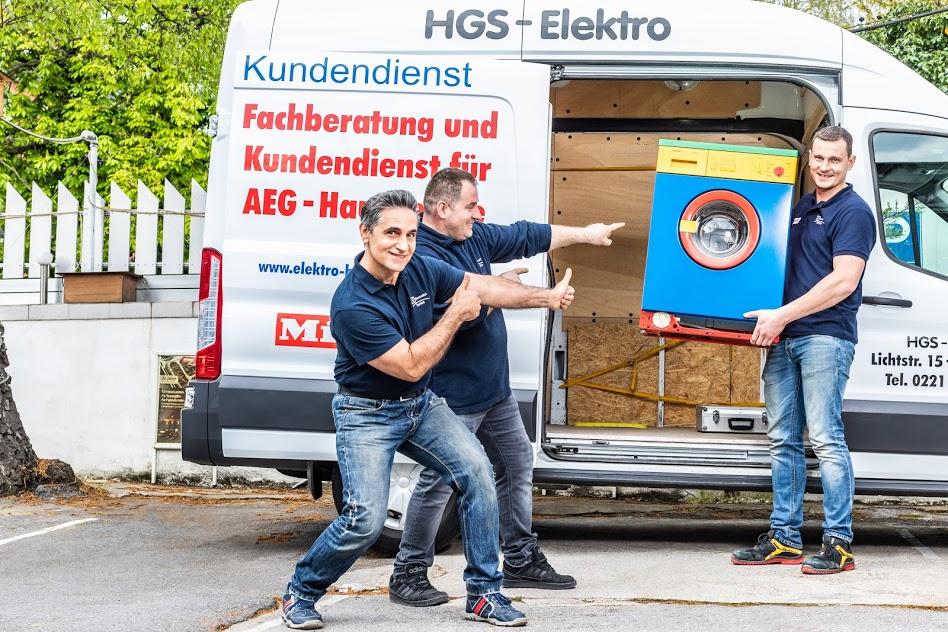 HGS Elektro Lieferservice in Köln