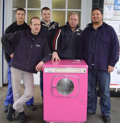 HGS Elektro Hausgeräte Verkauf seit 1986 in Köln