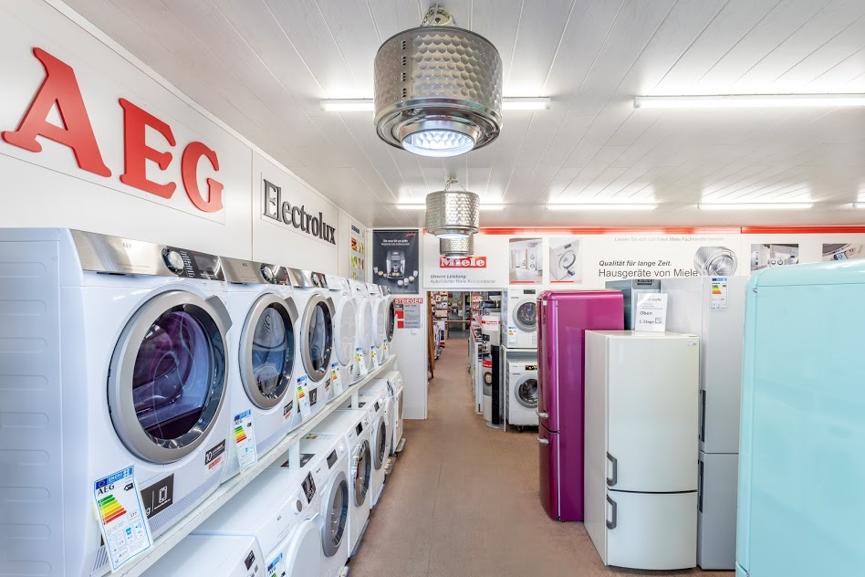 AEG Waschmaschinen bei HGS Elektro in Köln