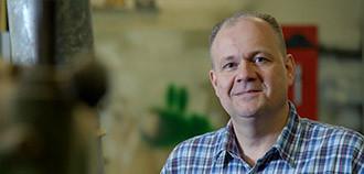Dirk Holländer - Geschäftsführer Hocra