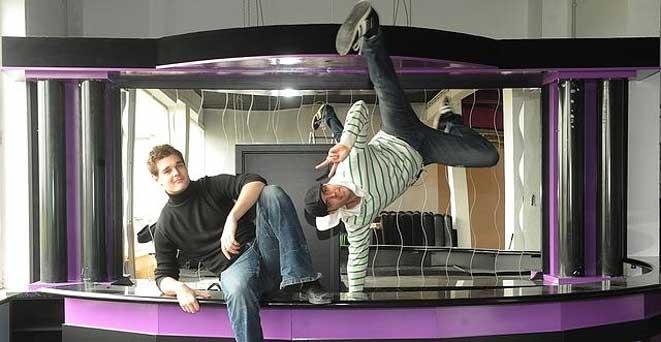 Sandokan Dojo Tanzschule auch für Breakdance