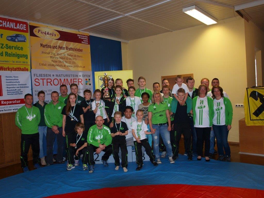 Steirische Meisterschaft 15.03.2014 in Söding