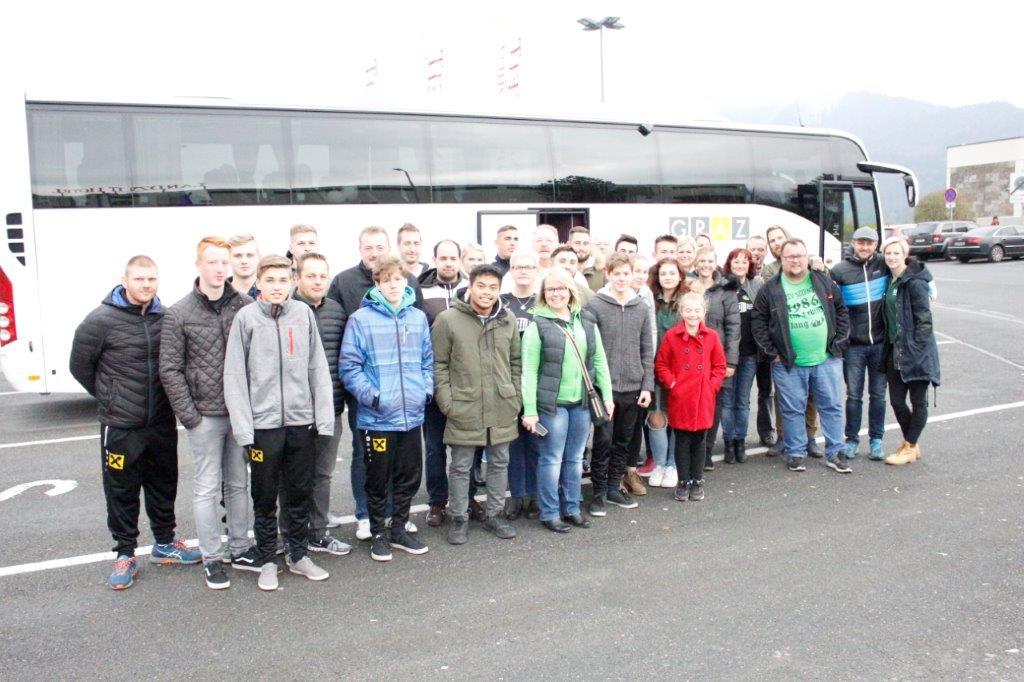 1.Bundesliga KSV Söding vs. AC Wals Juniors am 18.11. in Wals