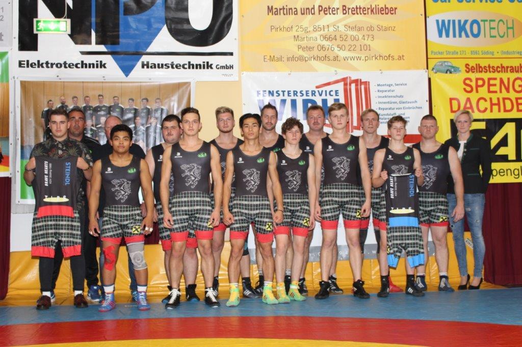 1.Bundesliga KSV Söding vs. AC Wals Juniors am 21.10. in Söding