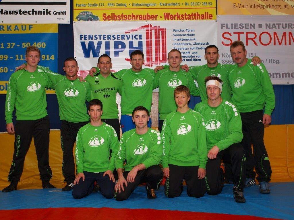 KSV Söding-Götzis II 12.10.2013 in Söding
