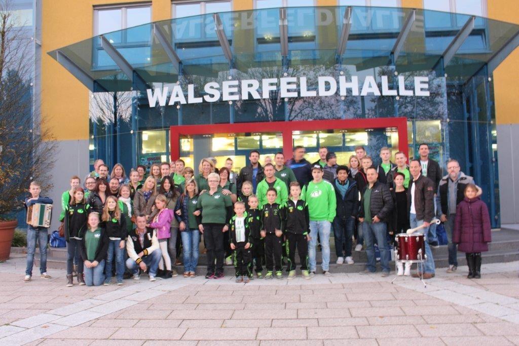 1.Bundesliga KSV vs. WalsII in Wals