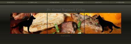 Dr. Gernot Nepimach Verlag