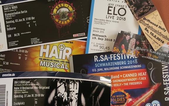 Konzertbilder von 2018 ... Bitte aufs Bild klicken